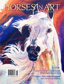 Horses in Art Magazine - For the horse lovers